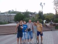 Встреча друзей в г. Керчь